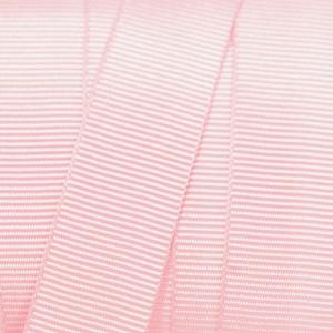 Gros Grain rose dragée, 15mm