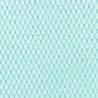 Tissu filet Mesh, coloris bleu turquoise (x 25cm)