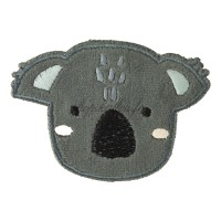 Ecusson thermocollant koala