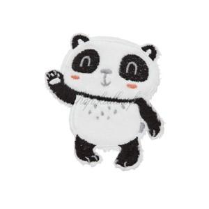 Ecusson thermocollant panda debout