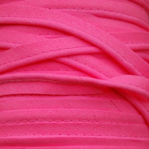 Passepoil fluo rose