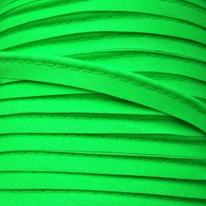 Passepoil fluo vert