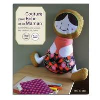 """Livre """"Couture pour bébé et sa Maman"""" par Caroline Venencie Menard"""