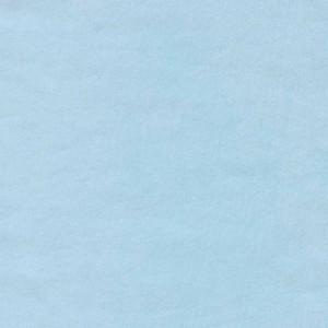 Velours de coton, coloris bleu ciel (x 50 cm)