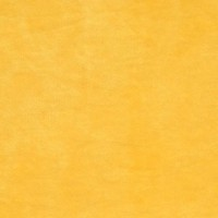 Velours de coton, coloris jaune bouton d'or (x 50 cm)
