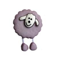 Bouton Mouton Parme