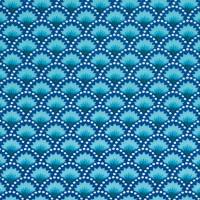 Tissu Wasabi Bleu, par Petit Pan