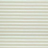 Tissu jersey Hilco Campan coloris Grège et Neige, Oeko Tex (x 25 cm)